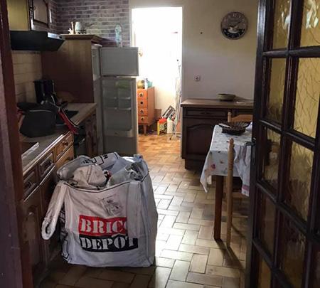 Débarras de maison près d'Arras